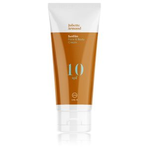 Face and Body Cream SPF 10 200ml
